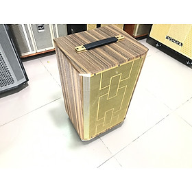 Loa Kéo K89 - Loa karaoke mini di động Tặng Kèm 2 Micro không dây 2020