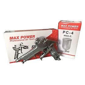 Dụng Cụ Phun Sơn Maxpower M.S710G (Hộp Đỏ)