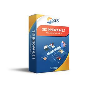 Phần mềm kế toán SIS INNOVA 6.8.1 dành cho doanh nghiệp thương mại - dịch vụ. Hàng chính hãng - Hỗ trợ mọi nghiệp vụ doanh nghiệp - Nhanh chóng, an toàn, tiện ích - Cập nhật thông tư liên tục - Hỗ trợ chỉnh sửa theo yêu cầu