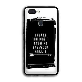 Ốp lưng Harry Potter cho điện thoại Realme 2 - Viền TPU dẻo - 02095 7780 HP02 - Hàng Chính Hãng