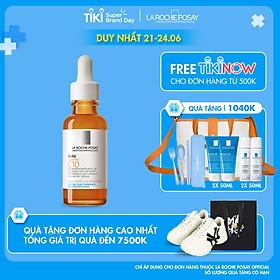 Dưỡng chất giúp cải thiện và làm sáng da La Roche Posay Pure Vitamin C10 Serum 30ml