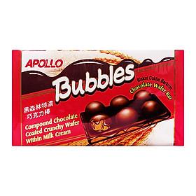 Bánh Socola Bubbles Wafer Apollo (640g/Hộp)