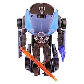 Robot Biến Hình Siêu Xe BKK 91503-GN/BU