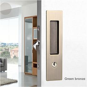 Khóa âm cửa gỗ lùa cao cấp DFL-S12A
