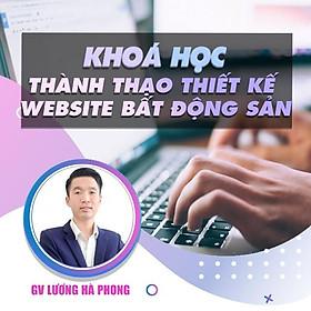 Khóa học LẬP TRÌNH - Thành thạo thiết kế website bất động sản bằng WordPress