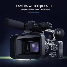 XQD SD Card Reader 500MB / S High Speed XQD2.0 USB3.0 HUB Camera Kit Adapter