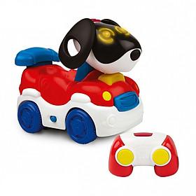 Ô tô hình cún con điều khiển từ xa Winfun tặng xe trượt đà cho bé VBCare-123-6 (ngẫu nhiên)