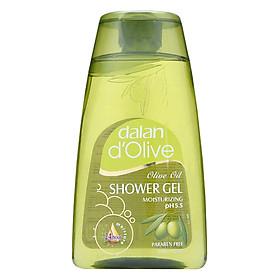 Sữa Tắm Dưỡng Ẩm Ô Liu Dalan D'Olive Olive Oil Shower Gel Moisturizing (250ml)