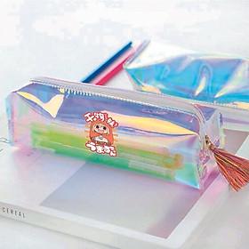 Hộp bút trong hologram IN HÌNH Himouto! Umaru-chan - Cô Em Gái Hai Mặt anime