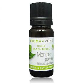 Tinh Dầu Bạc Hà Aromazone - Huile Essentielle Menthe Poivree 10ml