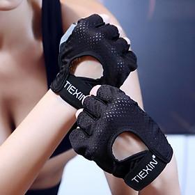 Găng tay nữ tập gym Tiexin