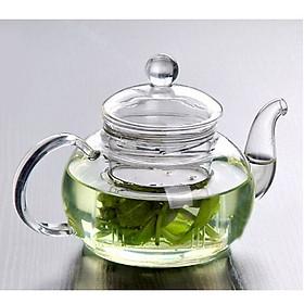 Ấm trà thủy tinh ATT09 -600ml