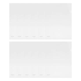 Xấp 12 Bìa Lá A4 CFO 3101 Mỏng (31 x 22 cm) - Màu Ngẫu Nhiên