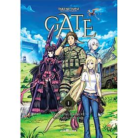 GATE - Lực Lượng Phòng Vệ Chiến Đấu Ở Dị Giới - Tập 1