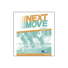 Next Move 3 Workbook & MP3 Pack