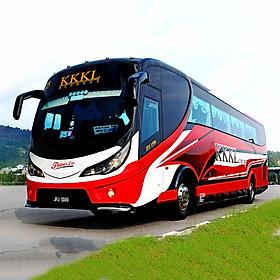 Vé Xe Bus Từ Singapore Đi Kuala Lumpur
