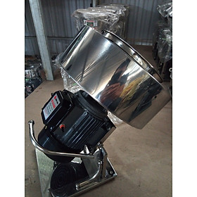 Máy làm giò chả mini gia đình loại 2kg có bao đá , công suất 1100w đường kính nồi 25cm