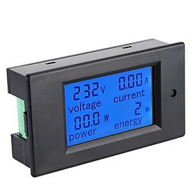 Máy Đo Năng Lượng Điện Kỹ Thuật Số Đa Năng AC80 LCD (260V/100A)