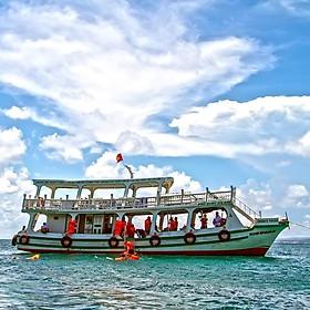 Phú Quốc Tour Bắc Đảo Câu Cá Lặn Ngắm San Hô, Khởi Hành Hàng Ngày