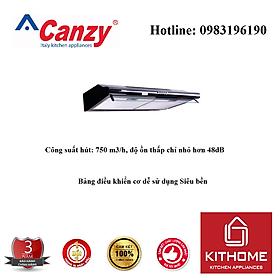 Máy Hút Mùi Canzy CZ-2060B - Hàng Hàng Chính Hãng