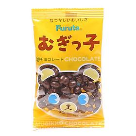Kẹo Socola Sữa Mugikko Furuta Gói 13g