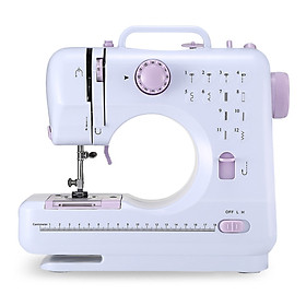 505A Household Multifunctional Mini Electric Sewing Machine Household Mini Overlocking Machine Sewing Machine Sewing