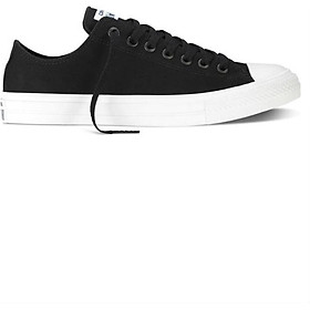Giày Sneaker Unisex Converse Chuck Taylor All Star II Low - Black/w