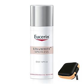 Hình đại diện sản phẩm Eucerin Whitening UltraWHITE+ SPOTLESS SPF30 Day Fluid: Kem Dưỡng Trắng và Mờ Đốm Nâu Ban Ngày (50ml)