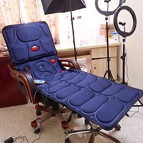Đệm Massage Toàn Thân X594 giúp thư giãn, giảm đau nhức cho cơ thể - Hàng Chính Hãng