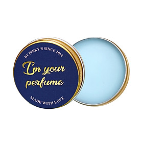 Nước Hoa Khô PINKY'S - mùi Heaven - Nước Hoa Sáp Bỏ Túi 15g - Chính Hãng thuộc bộ sưu tập I'm Your Perfume