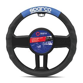 Bọc vô lăng sparco corsa SPC1111AZS