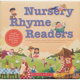 Hình đại diện sản phẩm Nursery Rhyme Readers Scholastic