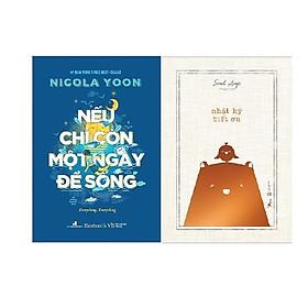 Combo 2 Cuốn Sách: Nếu Chỉ Còn Một Ngày Để Sống + Nhật Ký Biết Ơn