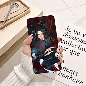 Ốp lưng điện thoại VSMART JOY 3 viền silicon dẻo hình Nam Nữ Cổ Trang - Hàng chính hãng