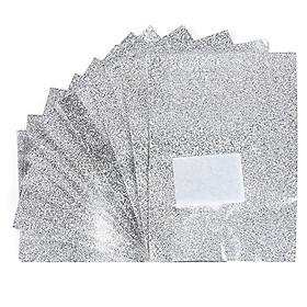 Giấy Bạc Ủ Tháo Gel Móng Tay (100 Miếng)