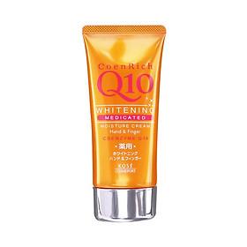 Kose Coenrich Q10 Medicated Whitening Hand Cream 80g