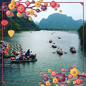 [Tour VIP Limousine] Hoa Lư - Tràng An - Hang Múa 01 Ngày, Khởi Hành Hàng Ngày Từ Hà Nội