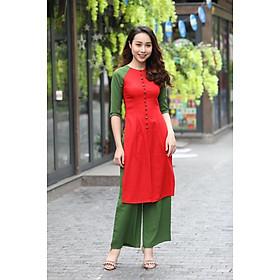 Áo dài cách tân-thời trang cao cấp dành cho nữ