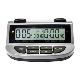 Đồng hồ thi đấu cờ JUNSD JS-211A (39 chế độ chỉnh thời gian)