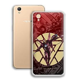 Ốp lưng dẻo cho điện thoại Oppo Neo 9 (A37)  - 01099 0515 FUNNY04 - Hàng Chính Hãng