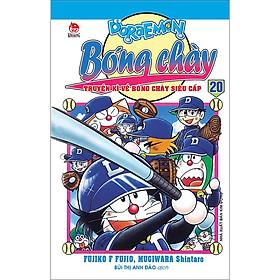 Doraemon Bóng Chày - Truyền Kì Về Bóng Chày Siêu Cấp - Tập 20 (Tái Bản 2020)