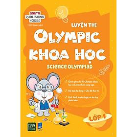 Luyện Thi Olympic Khoa Học-Science Olympiad 1