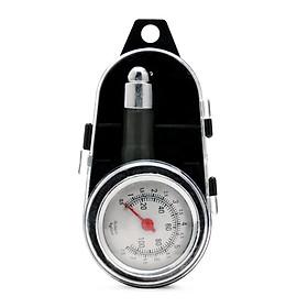 Đồng hồ cơ đo áp suất lốp xe chuyên dụng cho ô tô xe máy