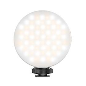 Đèn Led Ulanzi Vijim VL-69 đèn LED Điện thoại video hội nghị trực tiếp, pin sạc tích hợp 2000mAh, độ sáng tối thiểu sử dụng lên đến 10 giờ - HÀNG CHÍNH HÃNG
