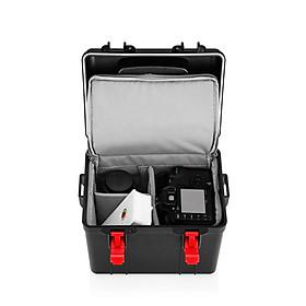 Hộp Chống Ẩm  xách tay Nikatei Drybox NC-10 ( Dung tích 10 Lít, bộ hút ẩm dùng điện sạc)- Chính hãng bảo hành 12 tháng