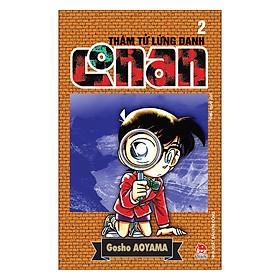 Thám Tử Lừng Danh Conan - Tập 2 ( Tái Bản )