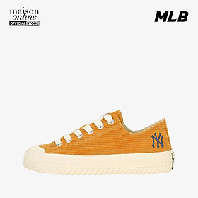 MLB - Giày sneaker cổ thấp Playball Corduroy New 32SHPC011-50D