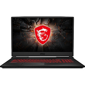 Laptop MSI GL75 Leopard 10SDR-495VN (Core i7-10750H/ 16GB (8GBx2) DDR4 2666MHz/ 512GB SSD M.2 PCIE/ GTX 1660Ti 6GB GDDR6/ 17.3 FHD IPS, 144Hz/ Win10) - Hàng Chính Hãng