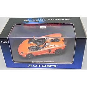 Xe Mô Hình Lamborghini Aventador J 1:43 Autoart - 54652aa1 (Cam)
