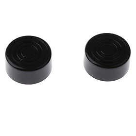 2pcs Guitar Effect Foot Nail Cap Protection Cap for Guitar Pedal Effect Accessories